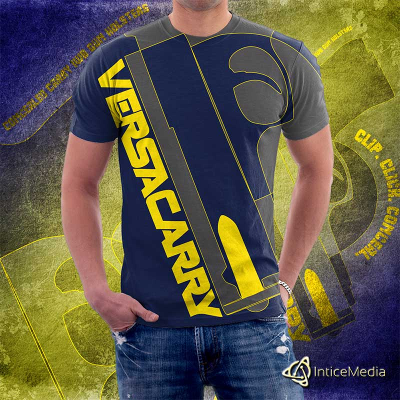 T-Shirt Design for VersaCarry.com
